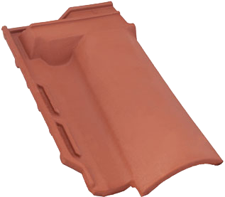 TOP UNDER RIDGE TILE